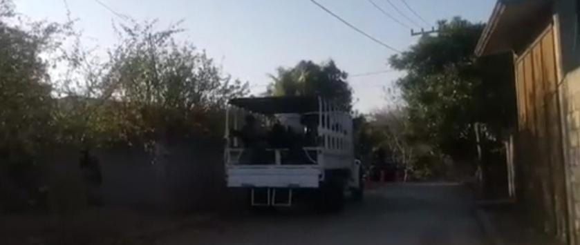 Se enfrentan policías y armados en Tepecoacuilco, Guerrero