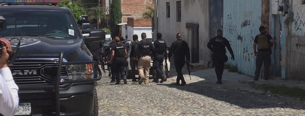 Enfrentamiento en Tlaquepaque, Jalisco deja 7 muertos