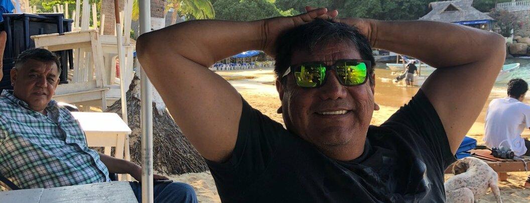 Félix Salgado ignora medidas de la SSa, presume viaje a Acapulco