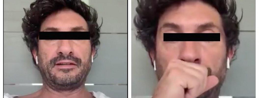#LordNeumonía: hombre finge estar enfermo de coronavirus| VIDEO