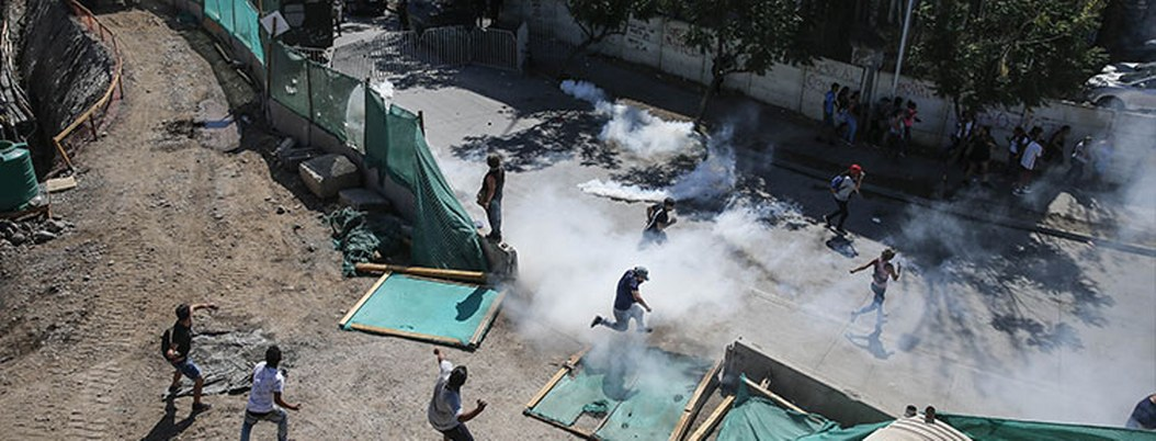 Chile: frustan fuga de reos por temor al coronvirus