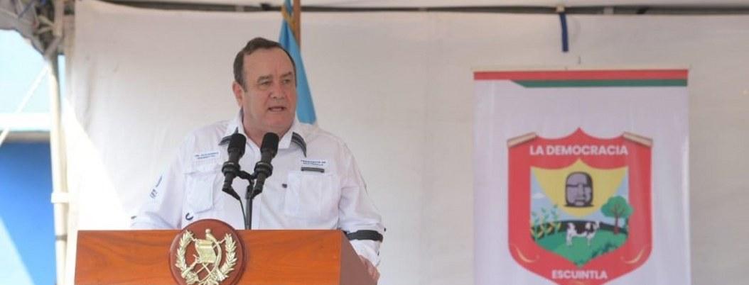 Presidente de Guatemala confirma primer caso de coronavirus