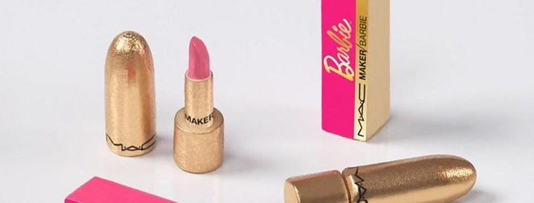 MAC y Barbie se unen y lanzan labial para todos los tonos de piel