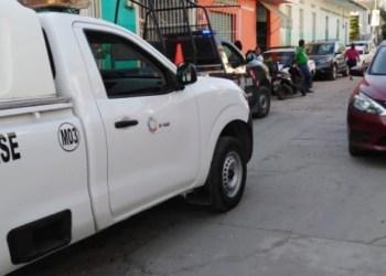 Hallan colgado a policía de la UPOEG en Marquelia 5