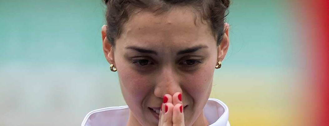 Mexicana clasificada a Tokio, primera atleta contagiada de COVID-19