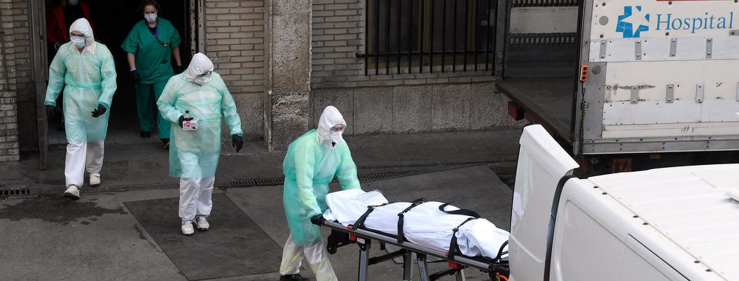España, el segundo país del mundo con más fallecidos por COVID-19