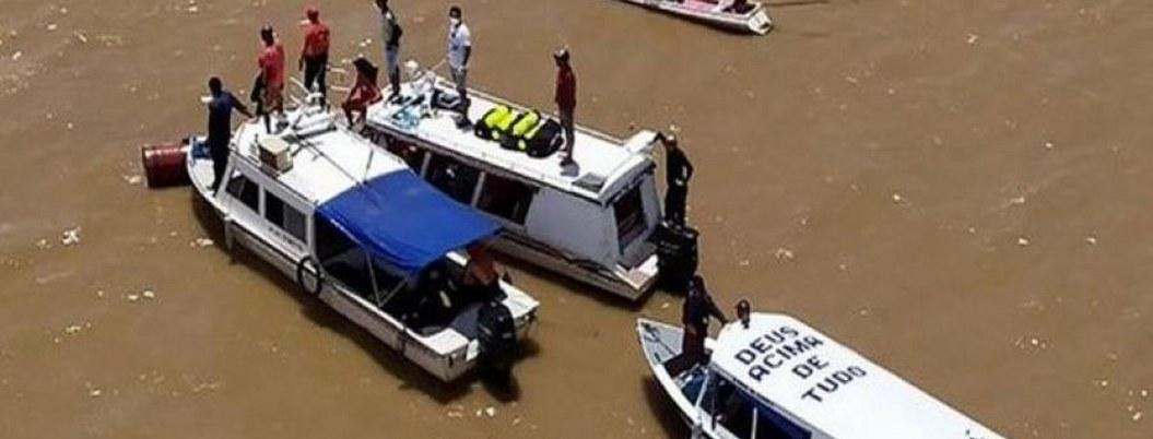Aumenta a 29 cifra de fallecidos por naufragio en el Amazonas