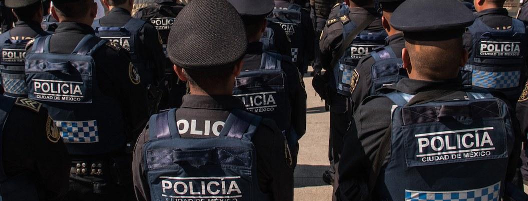 Cae policía bancario que abusó de una mujer frente a Chapultepec