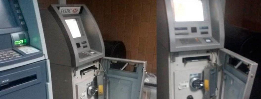 Ladrones asaltan cajeros del Instituto Nacional de Cardiología