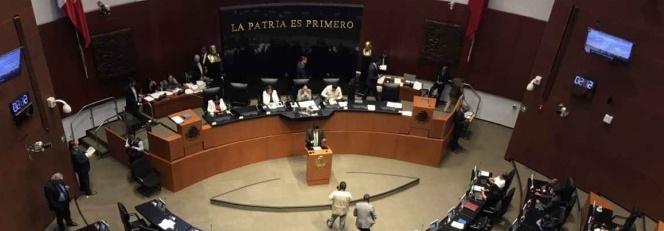 Senado someterá a revisión reelección de diputados