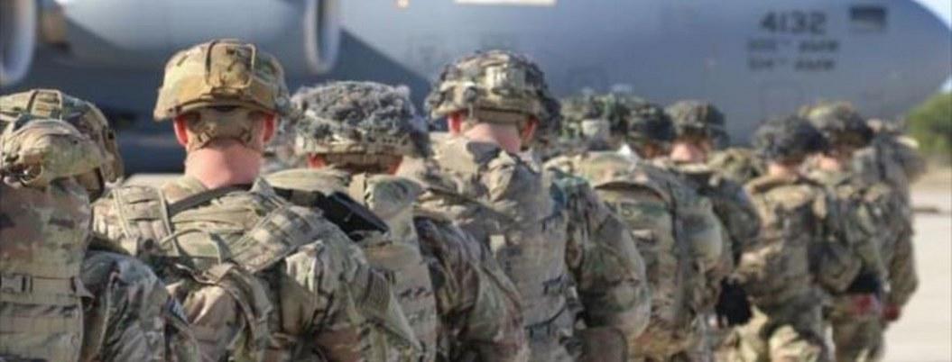 EU comienza retirada de tropas de 2 bases en Afganistán