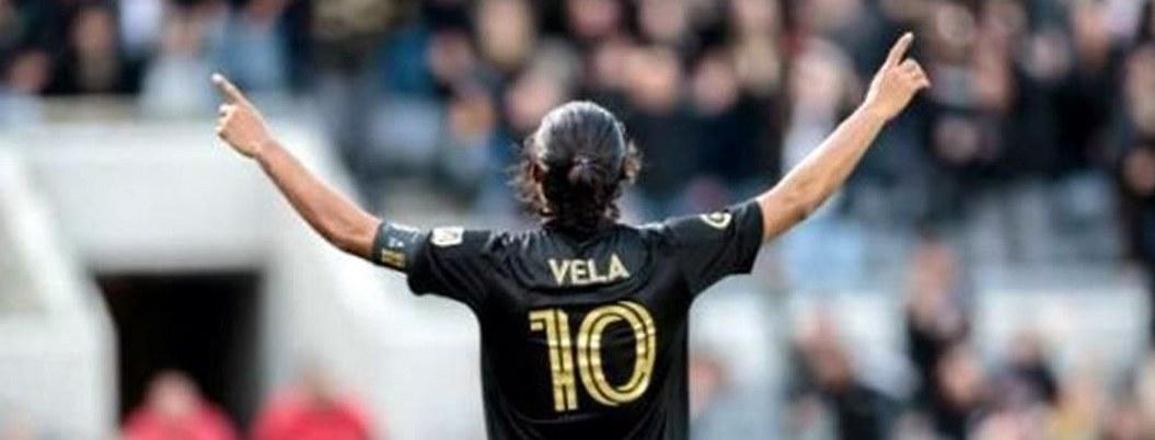 Vela logra gol 50 en la MLS durante empate con Filadelfia