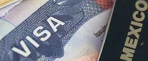 Embajadas de EEUU en México suspenden entrega de visas