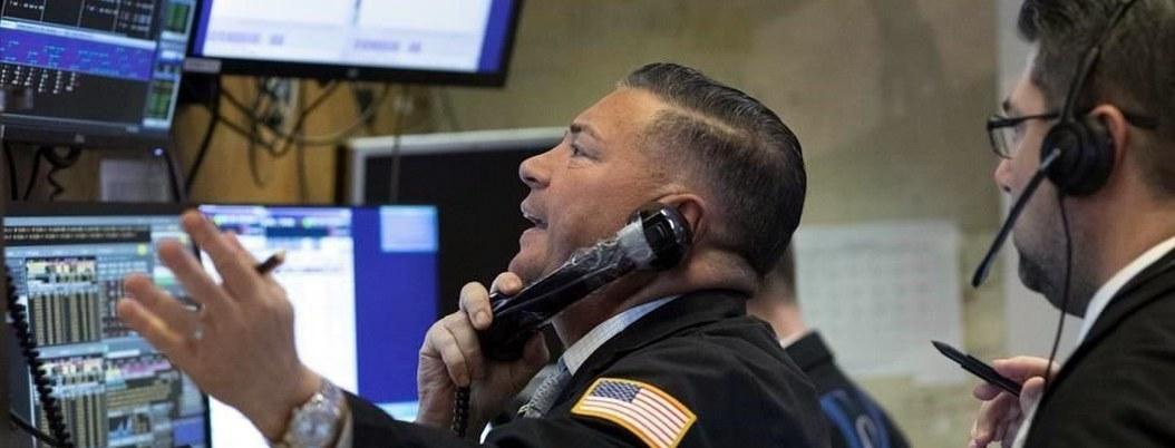 Wall Street y Bolsa Mexicana tienen su peor semana desde 2008
