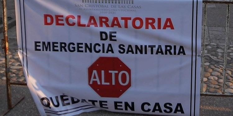 Dan positivo a coronavirus cinco funcionarios de Chiapas 1