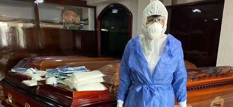 Funerarias de CDMX están colapsadas; piden abrir más crematorios 1
