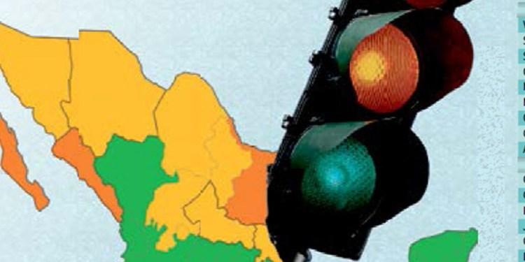 Rechazan semáforo federal; siete estados aplicarán su propia estrategia 1