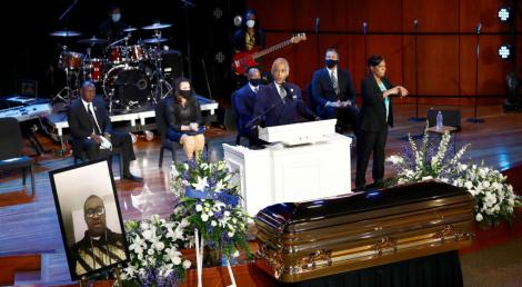 George funeral
