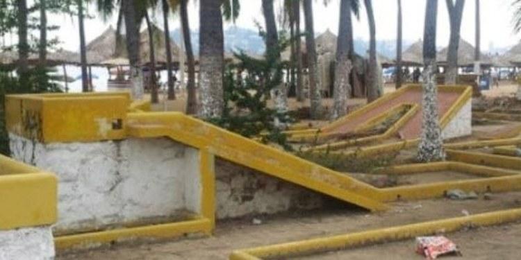 Recuperan espacio de playa que ocupara 'El Golfito' en Acapulco 1