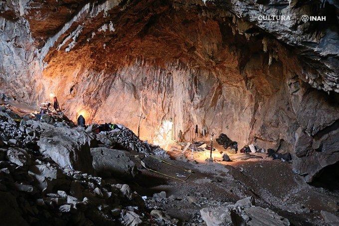 cueva Zacatecas