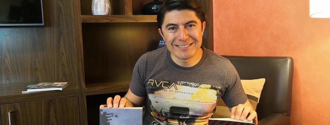 """""""La poesía mexicana es endogámica y soberbia"""": Balam Rodrigo"""