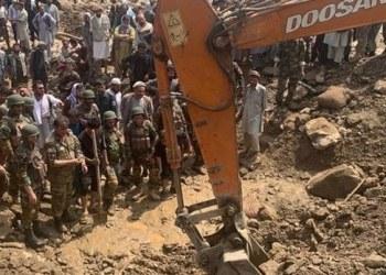 Inundaciones en el norte de Afganistán dejan más de 100 muertos 10