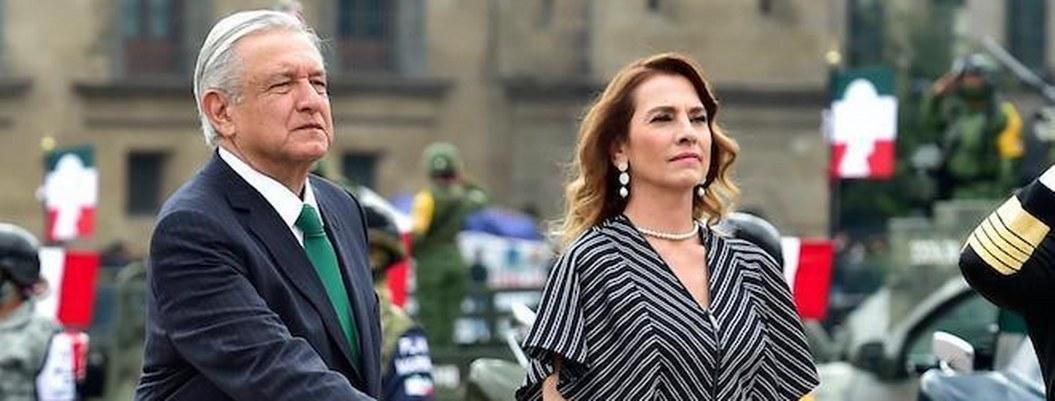 AMLO encabeza desfile militar por el 210 aniversario de la Independencia 3