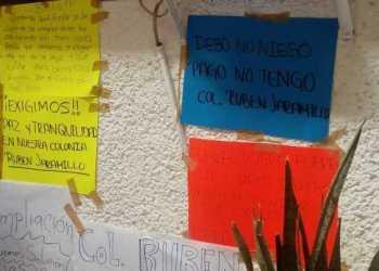 Colonos toman oficinas de fideicomiso en Acapulco; denuncian corrupción 6