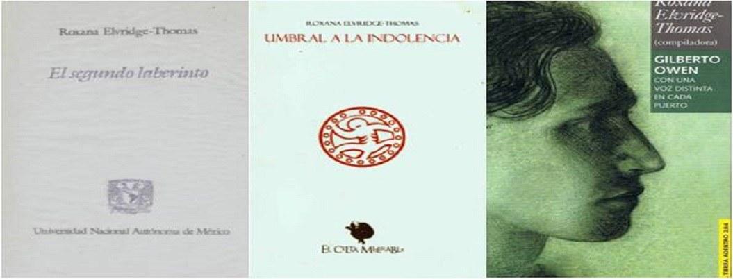 La poesía mexicana, un ente extraño, multiforme y fantástico: Roxana Elvridge