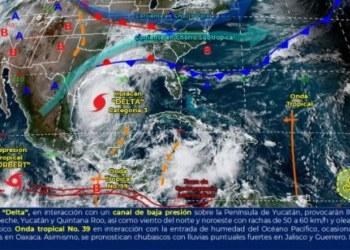 Se prevén lluvias moderadas durante el fin de semana en Morelos 4