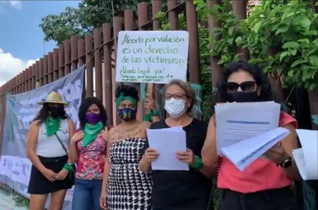 Conavim critica restricción a aborto para víctimas de violación en Guerrero 1