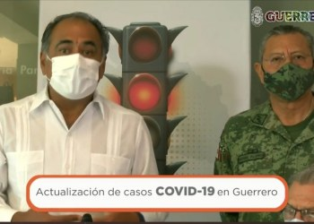 """En Guerrero se """"siente"""" una """"nueva ola de contagios"""": Astudillo 5"""