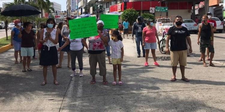 En el Barrio de la Lima, en Acapulco, llevan más de 10 días sin agua 1
