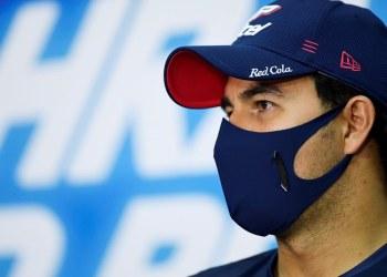 """Sergio """"Checo"""" Pérez queda fuera de la Práctica 1 del GP Italia 6"""