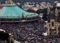 36basii........12-Diciembre-2014...Ciudad...foto.....Fernando Ramirez....... Aspectos de hoy en la Basilica de Guadalupe......
