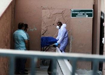 Cementerios de CDMX van camino a sobrepasar su capacidad ante muertes por Covid 1