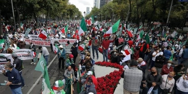 Frente antiAMLO convoca a no pagar impuestos al gobierno federal 1