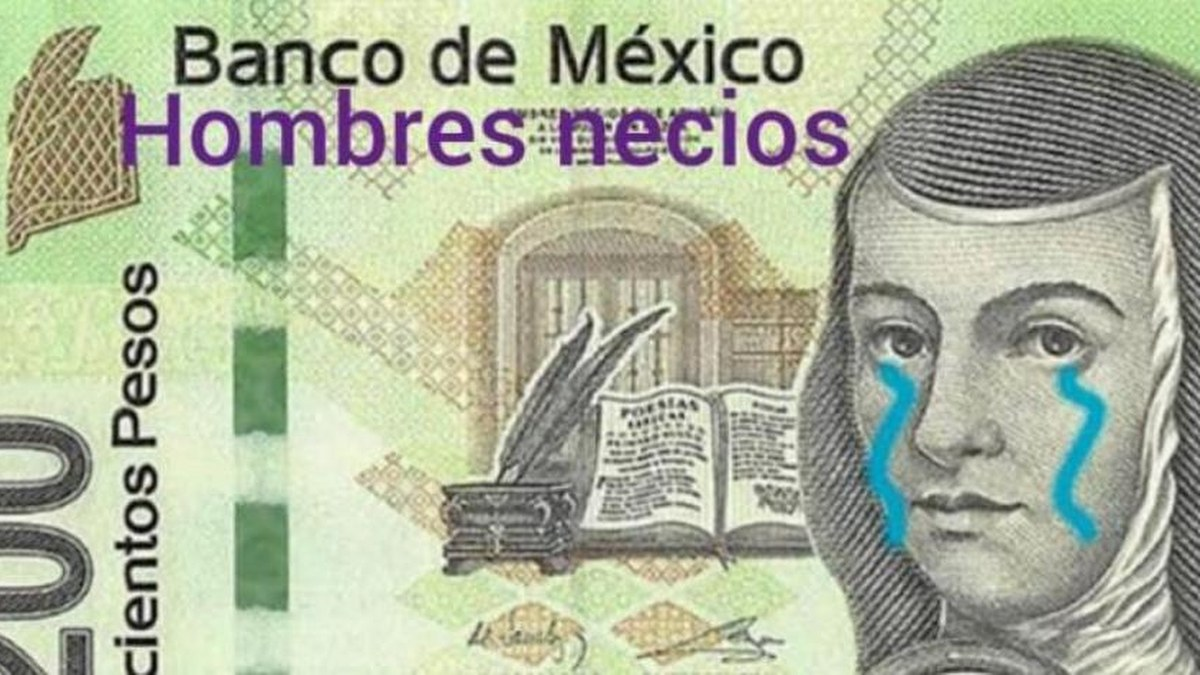 ¡Ay, Sor Juana! Los memes del nuevo billete de 100 pesos 3