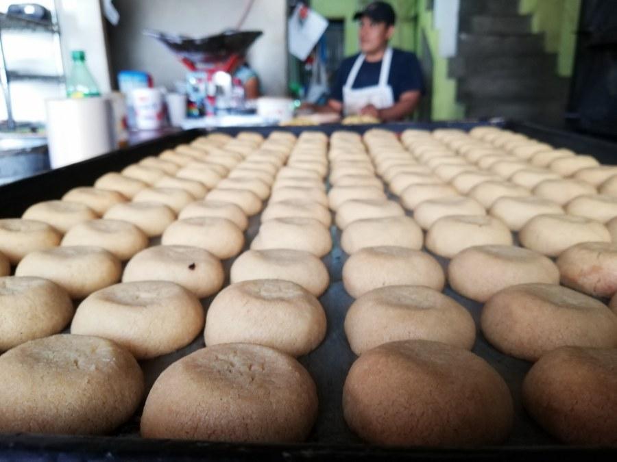 Pan de muerto, de un horno en Guerrero a mesas en China, Suiza y Alemania