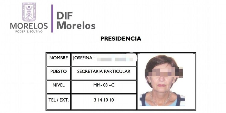 Procesan a exsecretaria particular de la esposa de Graco Ramírez 1