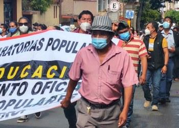 Exigen al gobierno validación y presupuesto para prepas populares en Guerrero 1