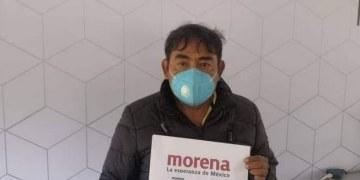 Vocero de padres de los 43 se registra como aspirante a diputación plurinominal por Morena 4