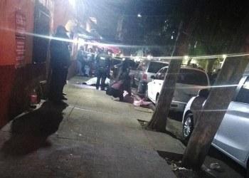 """Asesinan a """"El Robert"""", integrante de La Unión Tepito 9"""