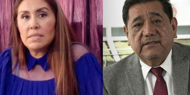 Sobrina de Salgado Macedonio niega haber golpeado a activista en Iguala 1