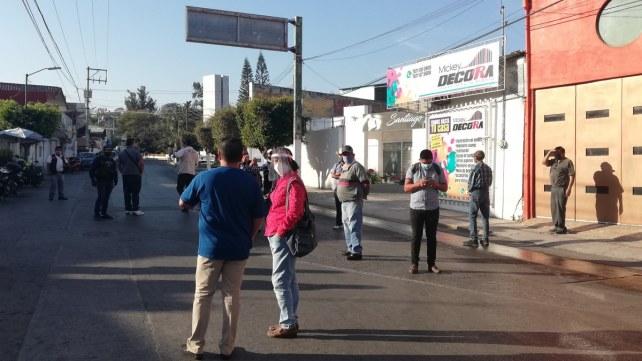 Chilpancingueños exigen a Gaspar les mande agua; bloquean calle hacia el centro 1