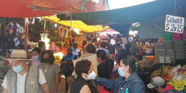 En Guerrero, 89 personas se contagiaron de Covid-19 en un día 1