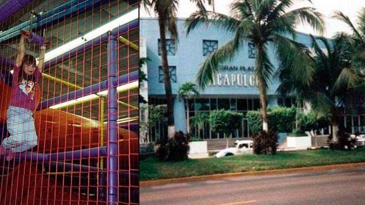 Discovery Zone: ¿Recuerdas este mágico lugar de los 90's en Acapulco? 2