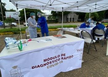 Tabasco: hay siete mil 177 pacientes activos y 524 hospitalizados 4