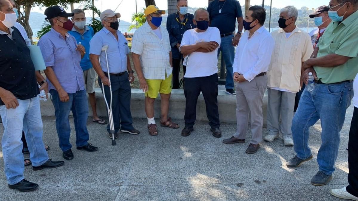 Javier Solorio se ha ganado el respeto y respaldo de los acapulqueños, dicen policías viales 1