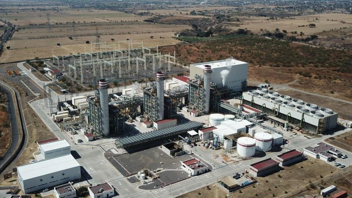 Pese a negativa de pobladores, arrancan pruebas en termoeléctrica de Huexca 1